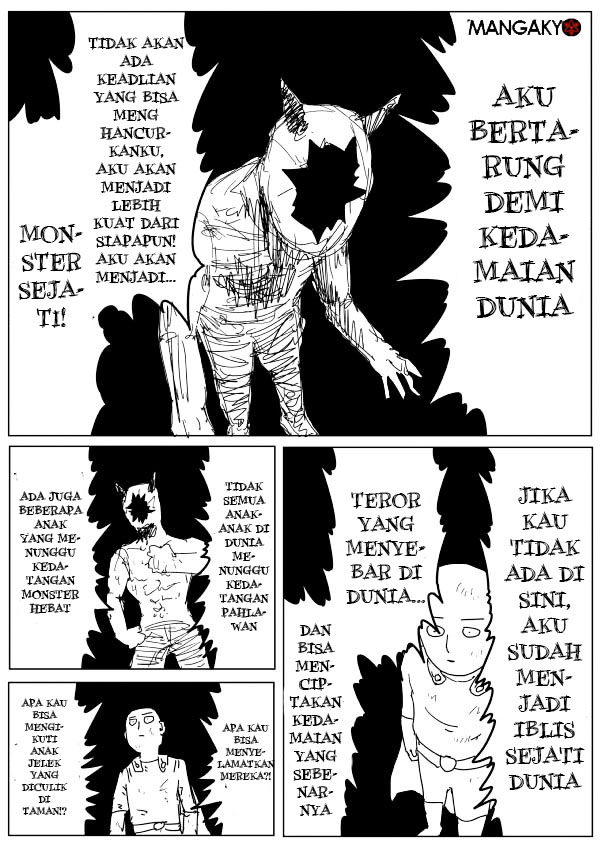 Onepunch-Man ONE Chapter 92-28