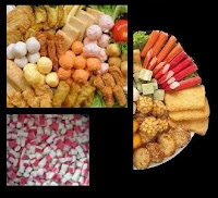 Oden Ingredients