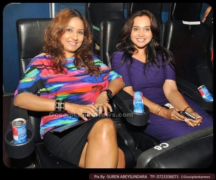 Gayathri  & Nayana hot