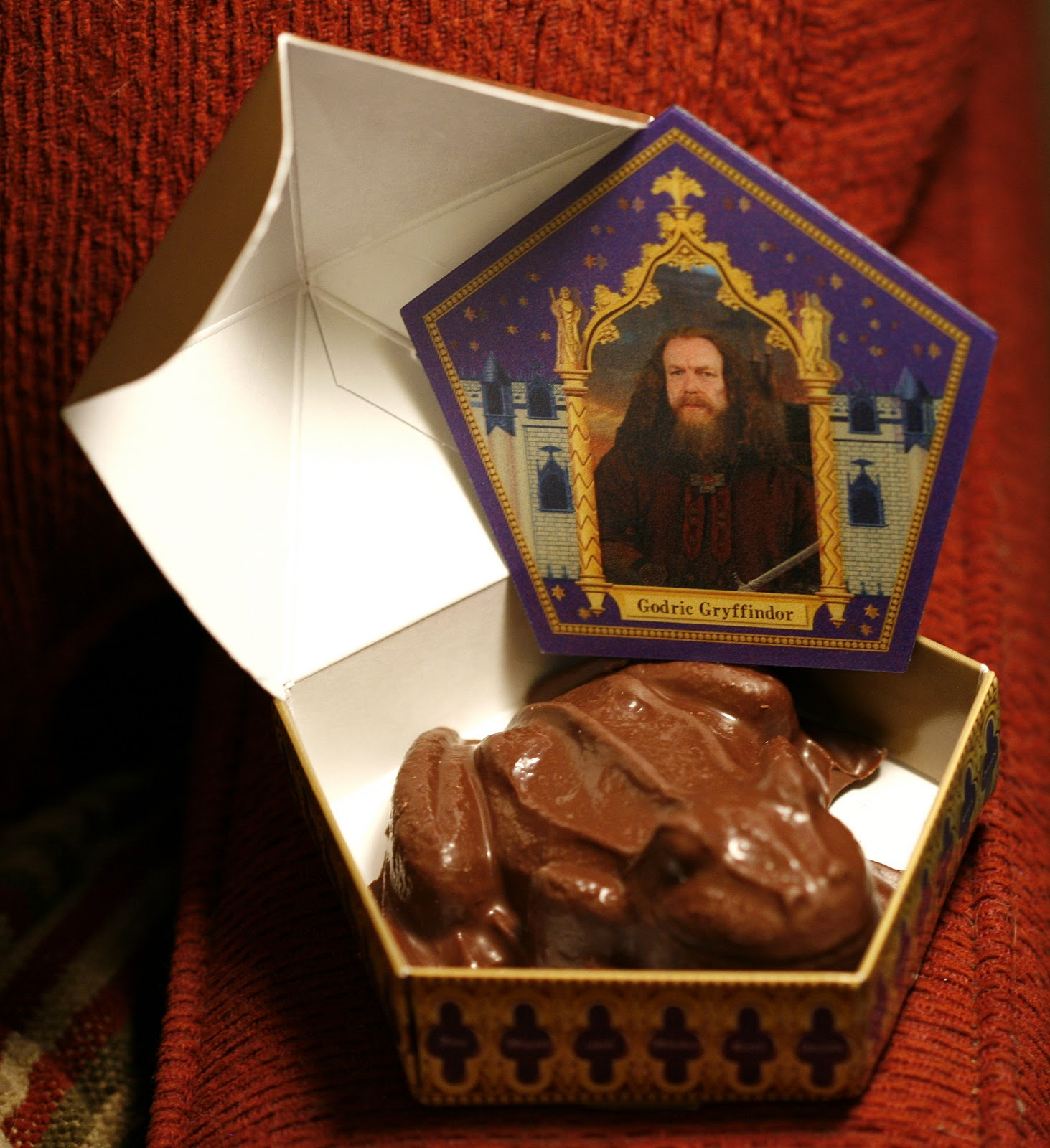 harry potter chocolate - photo #5