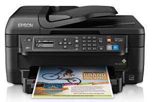 Epson WF-2650 Driver Windows, Mac Download
