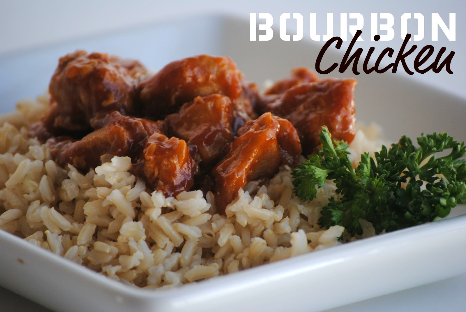 The Farm Girl Recipes: Bourbon Chicken (without the bourbon)