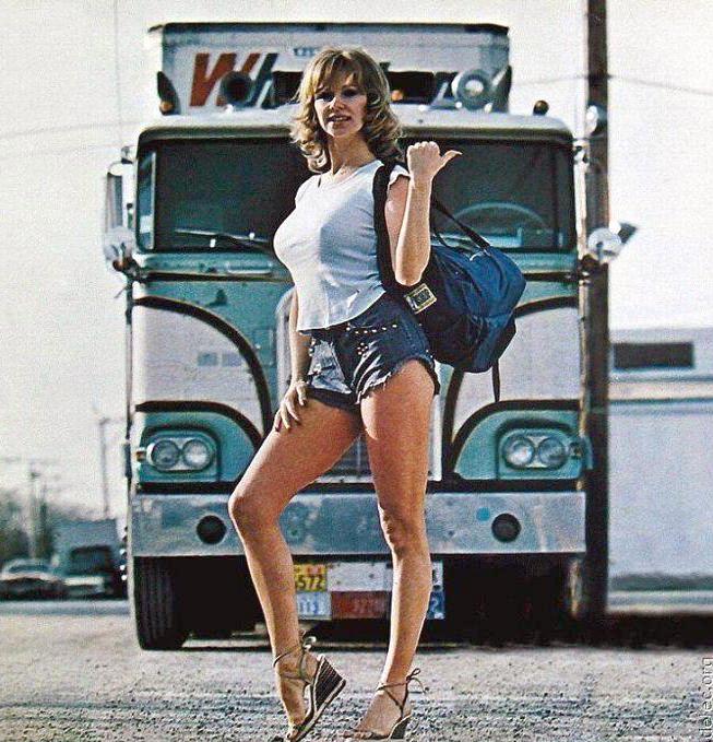 Le bon craignos les bahuts les routiers sont extra 1977