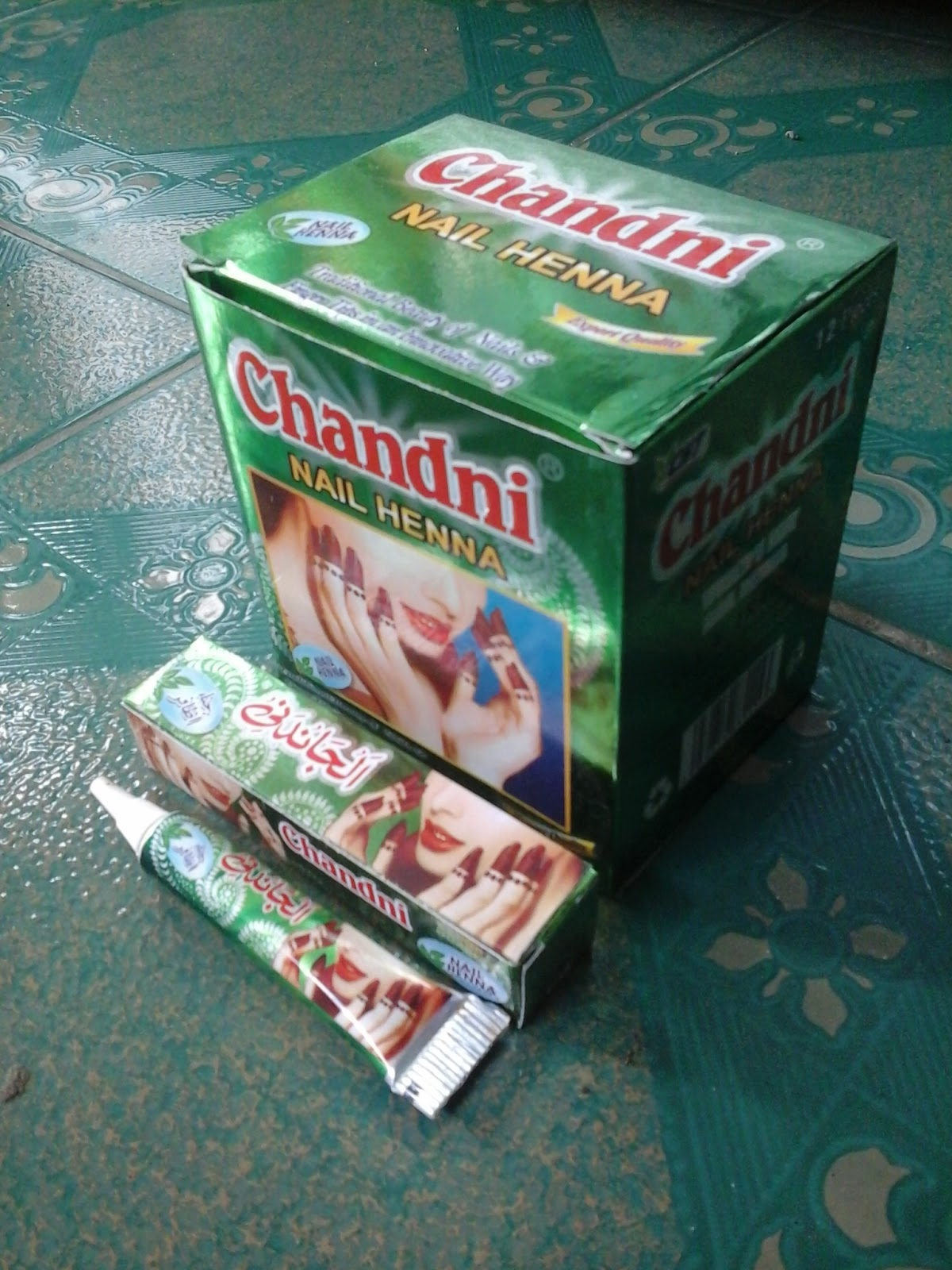 HENNA GOLECHA INDONESIA HENNA HENA CHANDNI KUKU TUBE