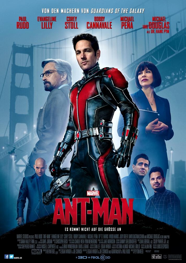Póster Ant-Man