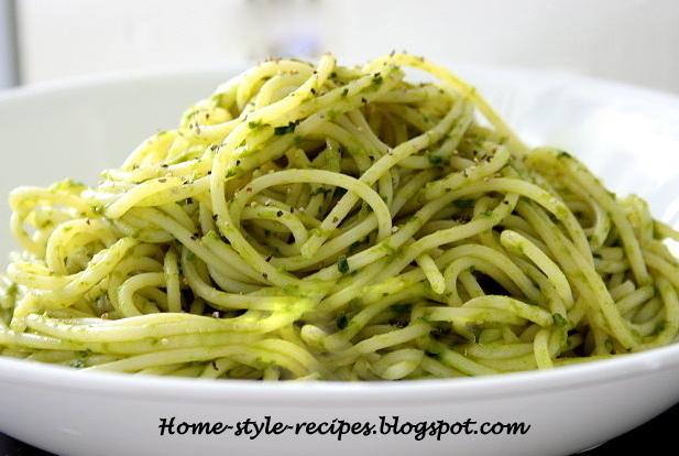 Share-A-Recipe: Creamy Avocado Pasta