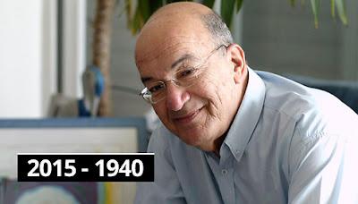 Morre Yossi Sarid ex-ministro da Educação de Israel