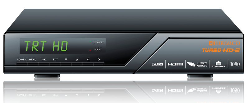Hiremco Turbo HD 2 Receiver