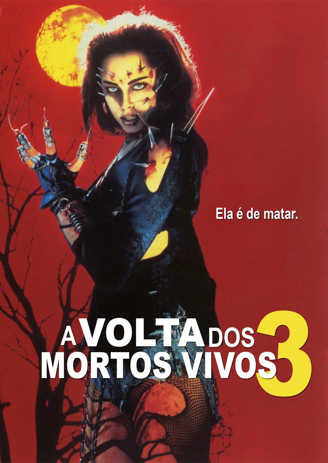 Filme Mortos Vivos for dia-z: a volta dos mortos-vivos 3 (return of the living dead part