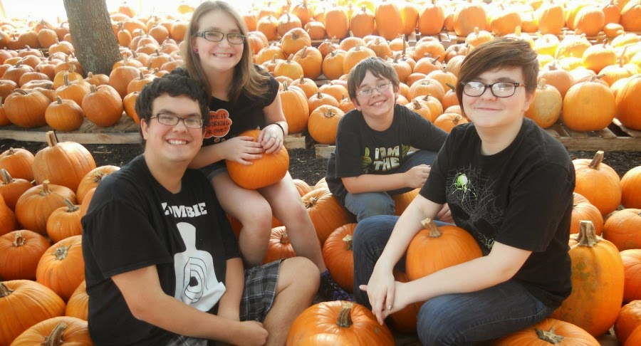 Pumpkin Patch Pictures!