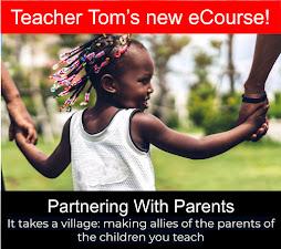 Teacher Tom's New E-Course