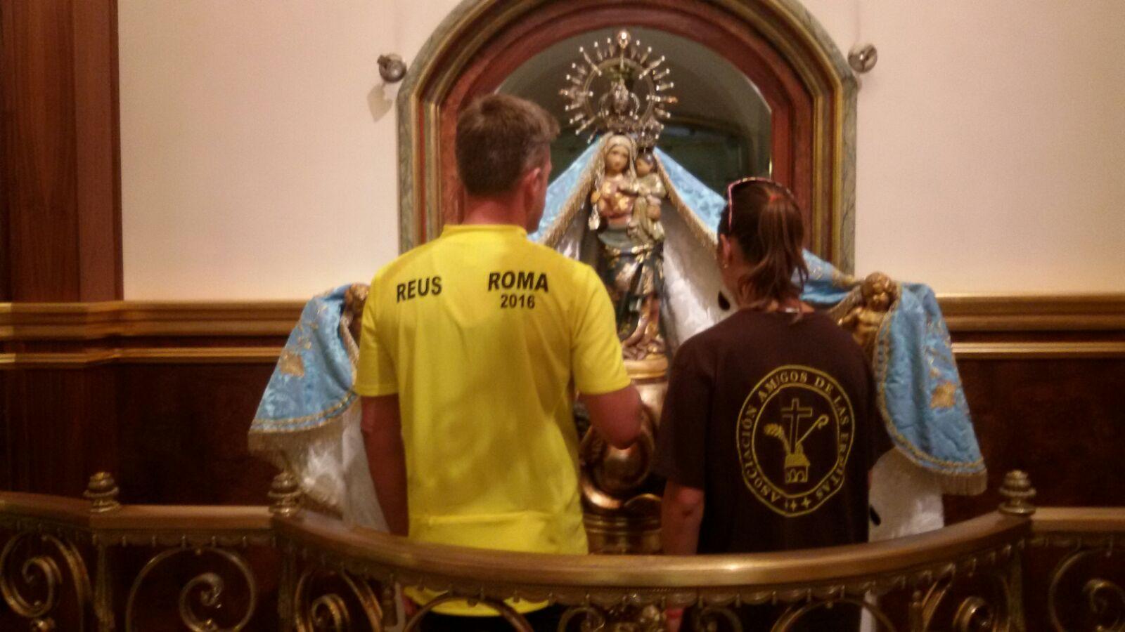 Veneració de la Mare de Déu al tonar del Vaticà