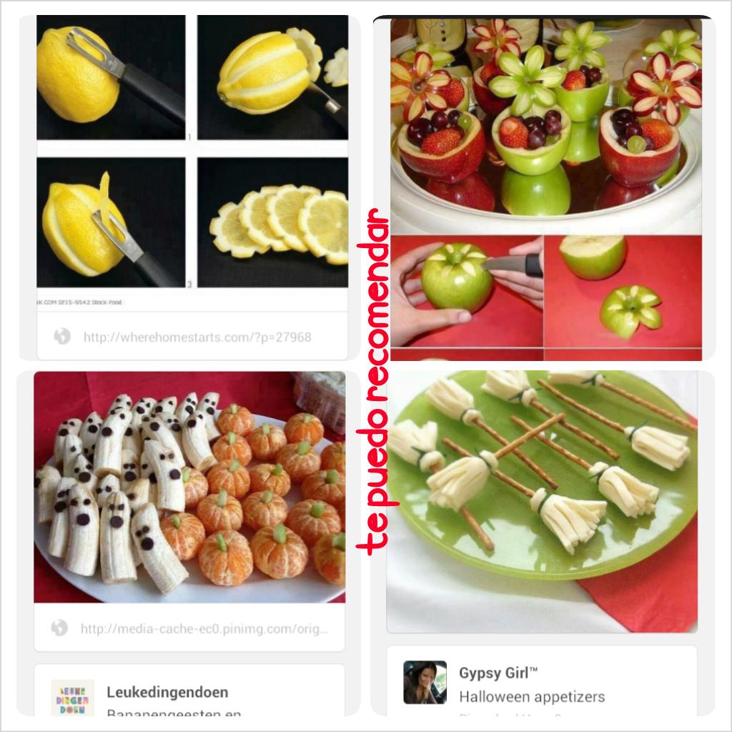 Te puedo recomendar aperitivos originales y f ciles - Aperitivos frios originales ...