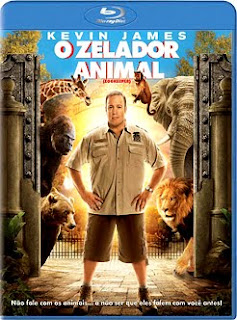 Filme Poster O Zelador Animal BDRip XviD Dual Audio & RMVB Dublado
