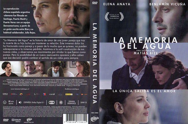 La memoria Del Agua – Latino