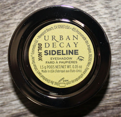Urban Decay Eyeshadow in Sideline