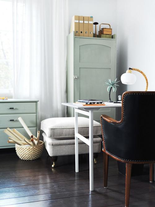Elegant home office daily dream decor for Elegant home office decorating ideas