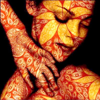 arte con el cuerpo