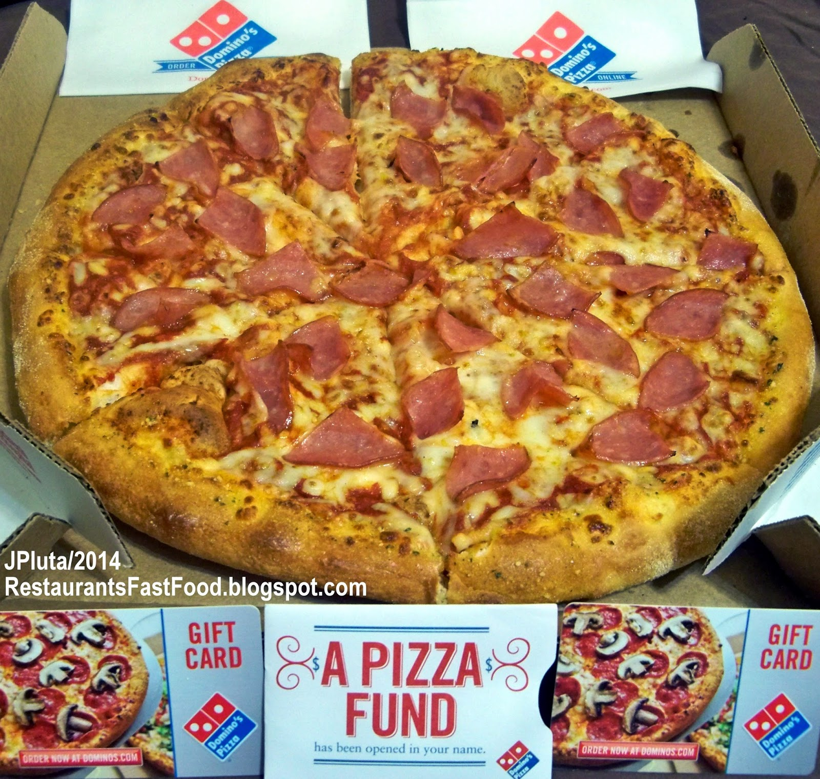Dominos Pizza Menu Usa >> PEMBROKE PINES FLORIDA Broward Photo Restaurant Hospital Attorney Church Bank Fire Dept. Store FLA.