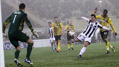 Udinese 1 - 1 Celtic (1)