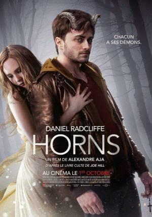 Horns 2013 poster