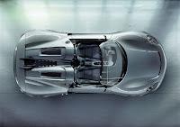Porsche 918 Spyder Hybrid prototype up