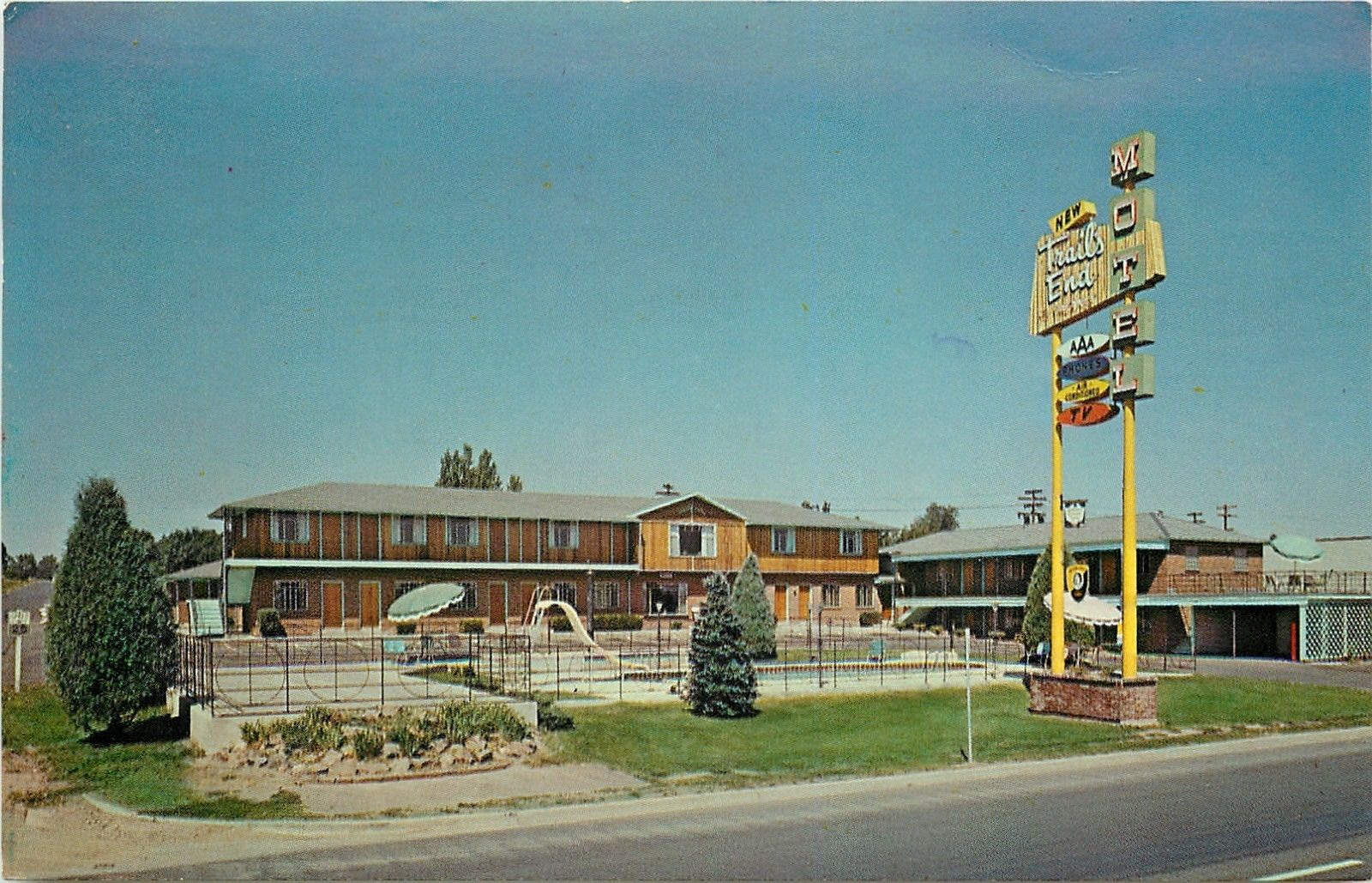 Trail S End Motel 9025 W Colfax Ave Lakewood Co 80215