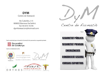 : DyM Centre de Formaci (Vilanova i la Geltr)