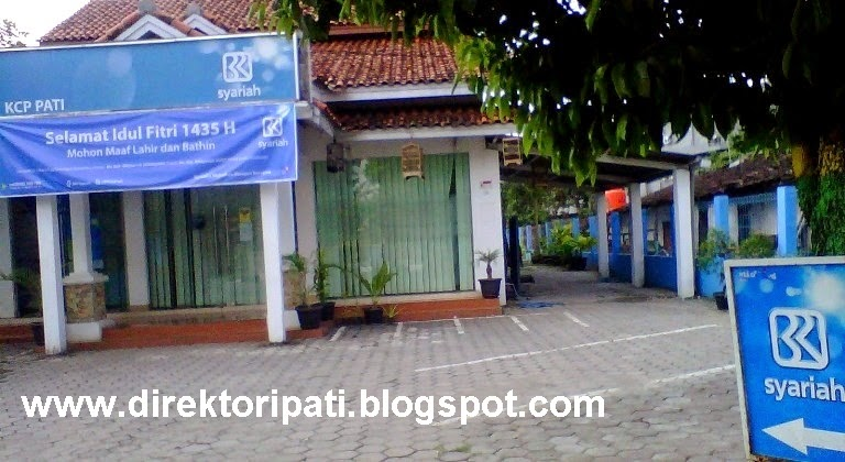 Kantor BRI Syariah KCP Pati