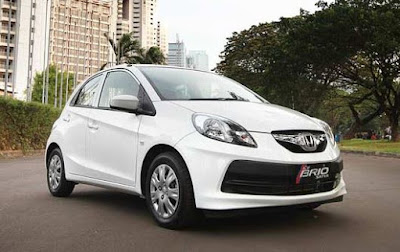 Review Mobil Honda Brio Satya A MT