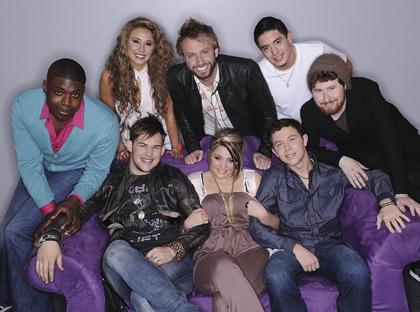 american idol season 10 top 8. Hello American Idol fandom!