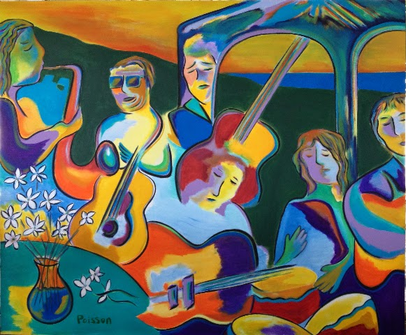 Contemporary Painters 2014 daily painters of california: contemporary figurative pop art