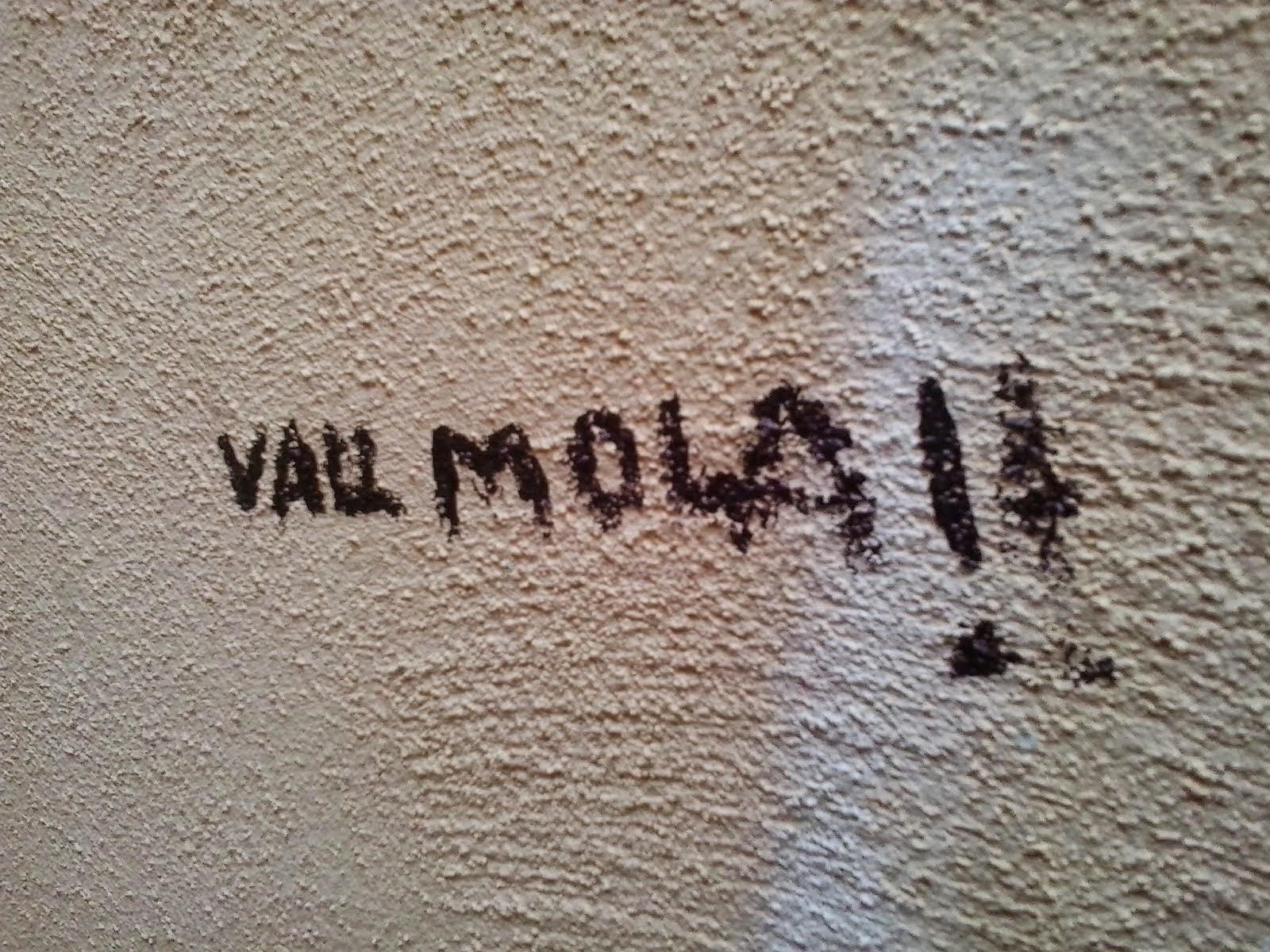ARREGLANDO LAS COSAS...VALL MOLA!!