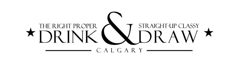 Drink & Draw Calgary