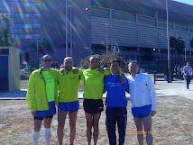 Maratón Sevilla 2012