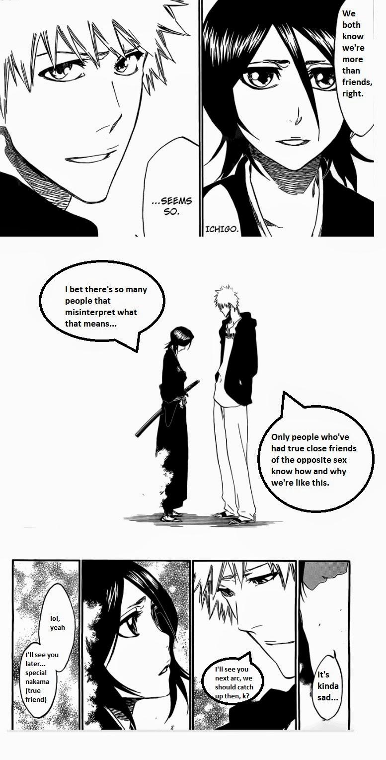Ichigo et rukia porn