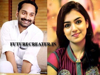 Fahad Fazil and Nazriya Nazim to get married in August 2014 | Fahad Fazil and Nazriya Nazim in Love