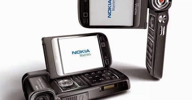 Nhìn lại những mẫu điện thoại độc đáo