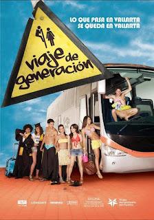 Viaje de Generación [2012] [NTSC/DVDR] Español Latino