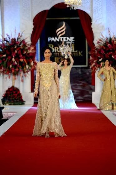Tabassum Mughal Bridal Collection 2013 at Bridal Couture Week Lahore