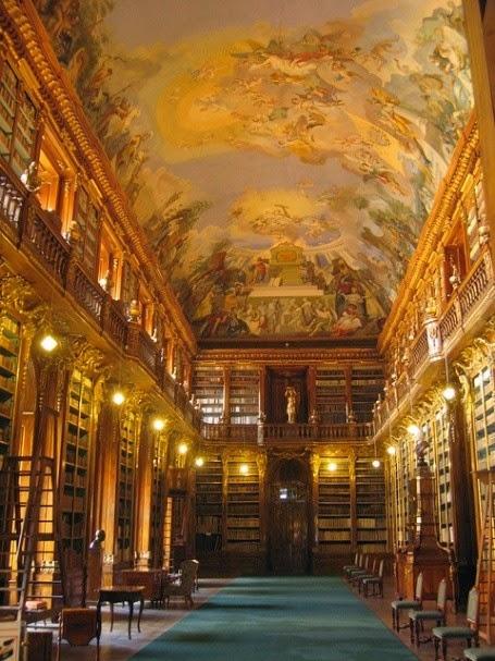 La Biblioteca Teológica Strahov
