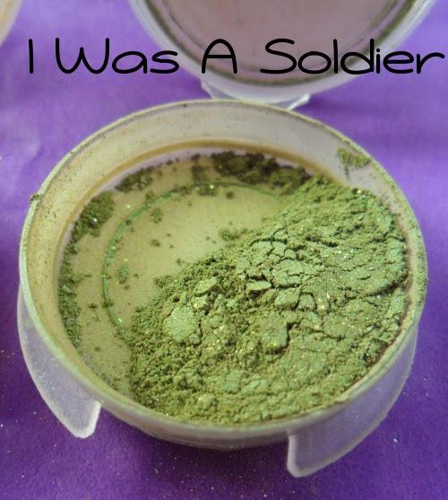 Geek Chic I Was A Soldier