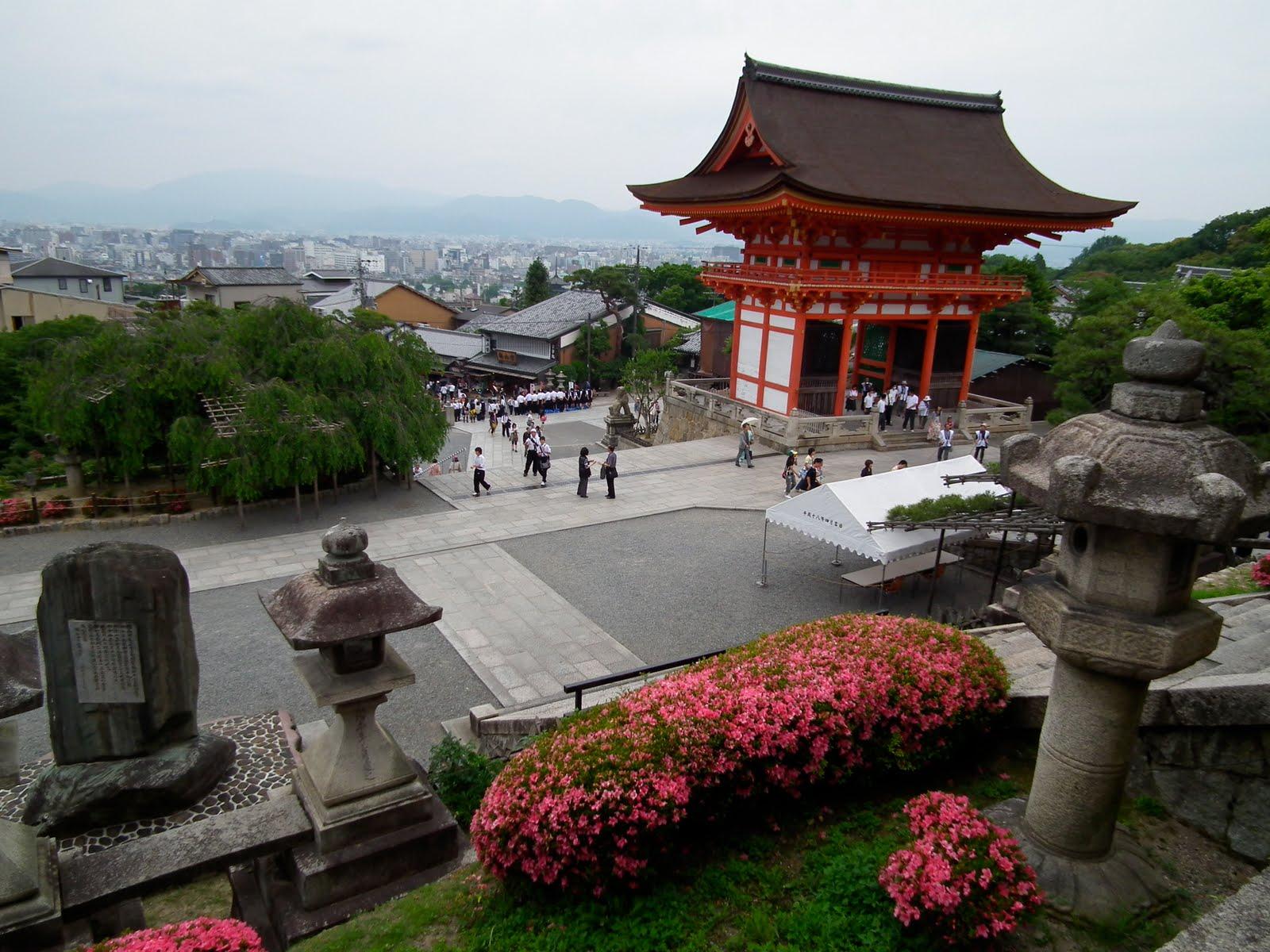 Worlds Incredible: Kiyomizu-dera-Kyoto,Japan