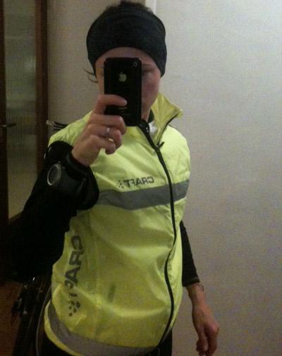 Veckans Forsta Dagar Till Maraton Pass