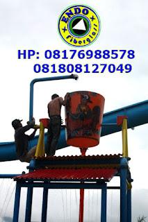 Ember Tumpah Waterpark