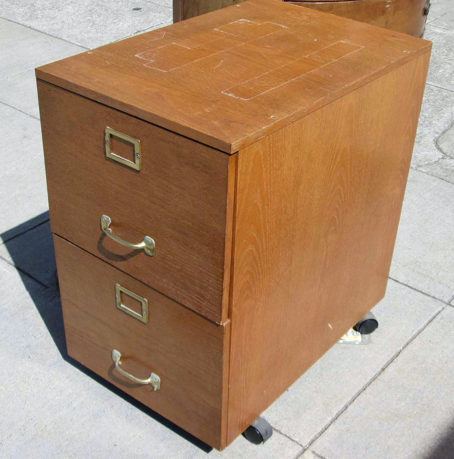 uhuru furniture collectibles sold 2 drawer filing cabinet on wheels 5 as is. Black Bedroom Furniture Sets. Home Design Ideas