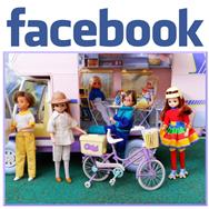 Chabel en Facebook, ¡únete!