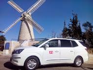 Машина с правом перевозки туристов. Нажмите на картинку: