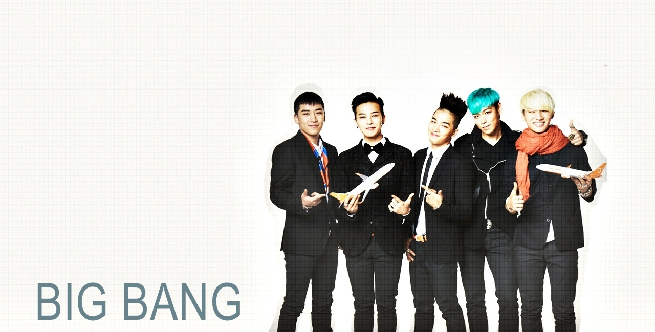 Foto Boyband Big Bang