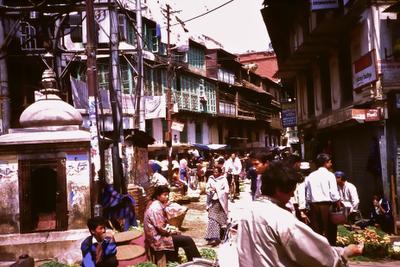 Altstadt von Kathmandu